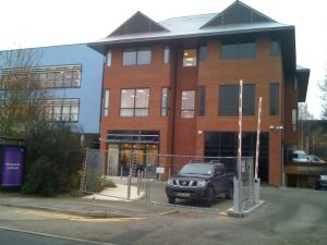 Maidenhead office development